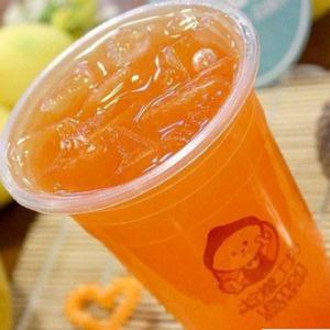 蜜柚柠檬茶