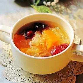 木瓜红枣露